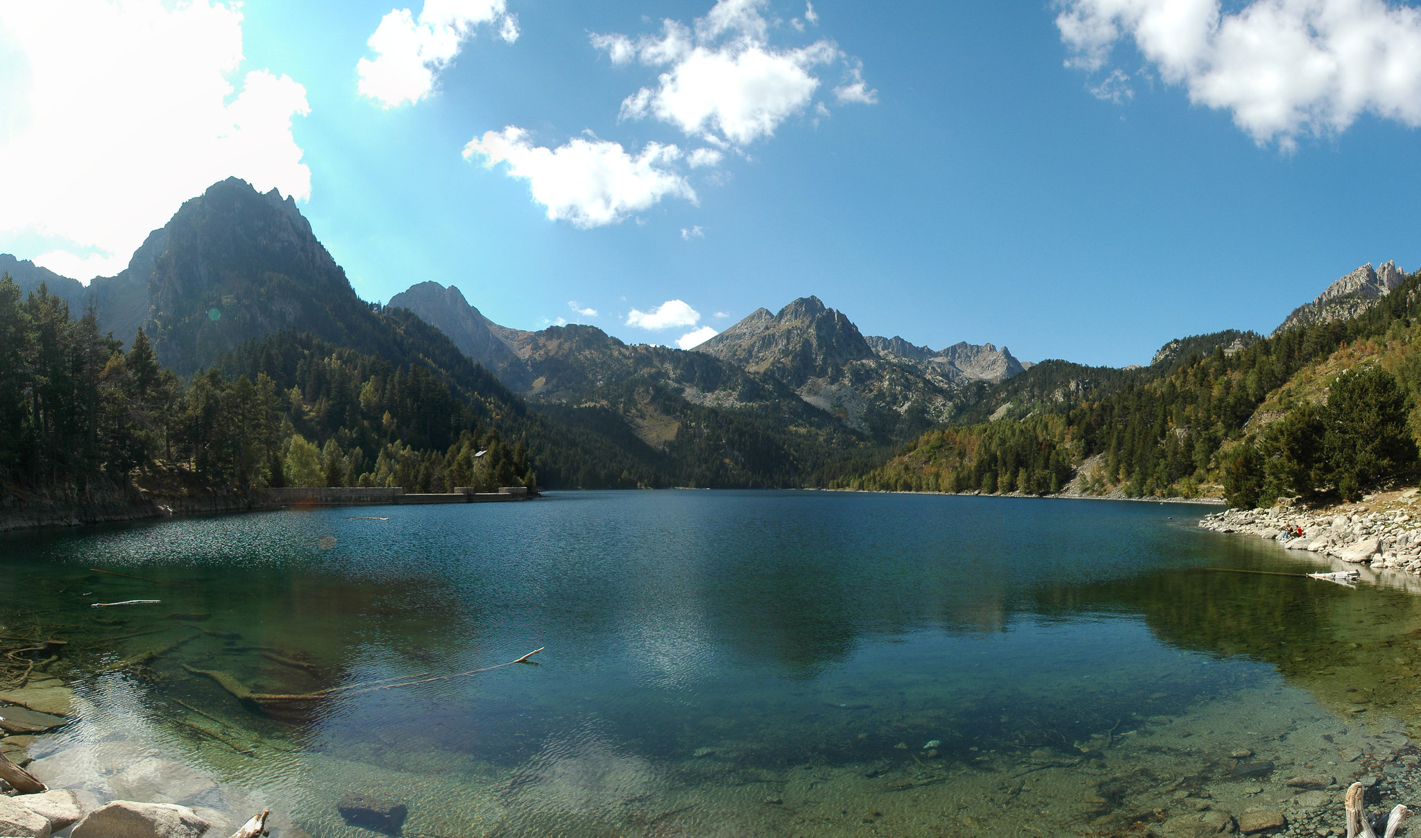 Estany Sant Maurici | Foto: Creativecommons.org