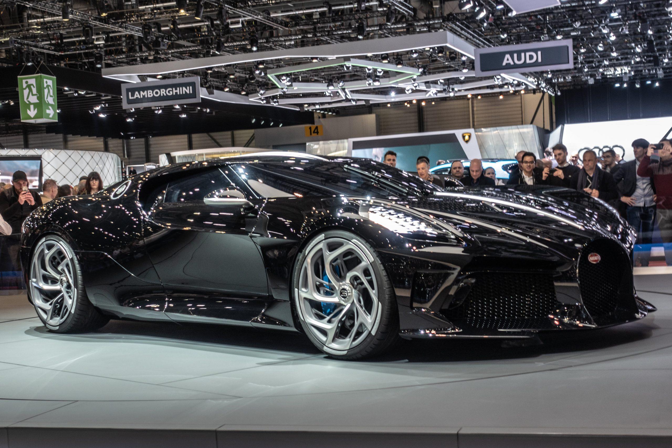 Bugatti La Voiture Noir | Foto: Creativecommons.org