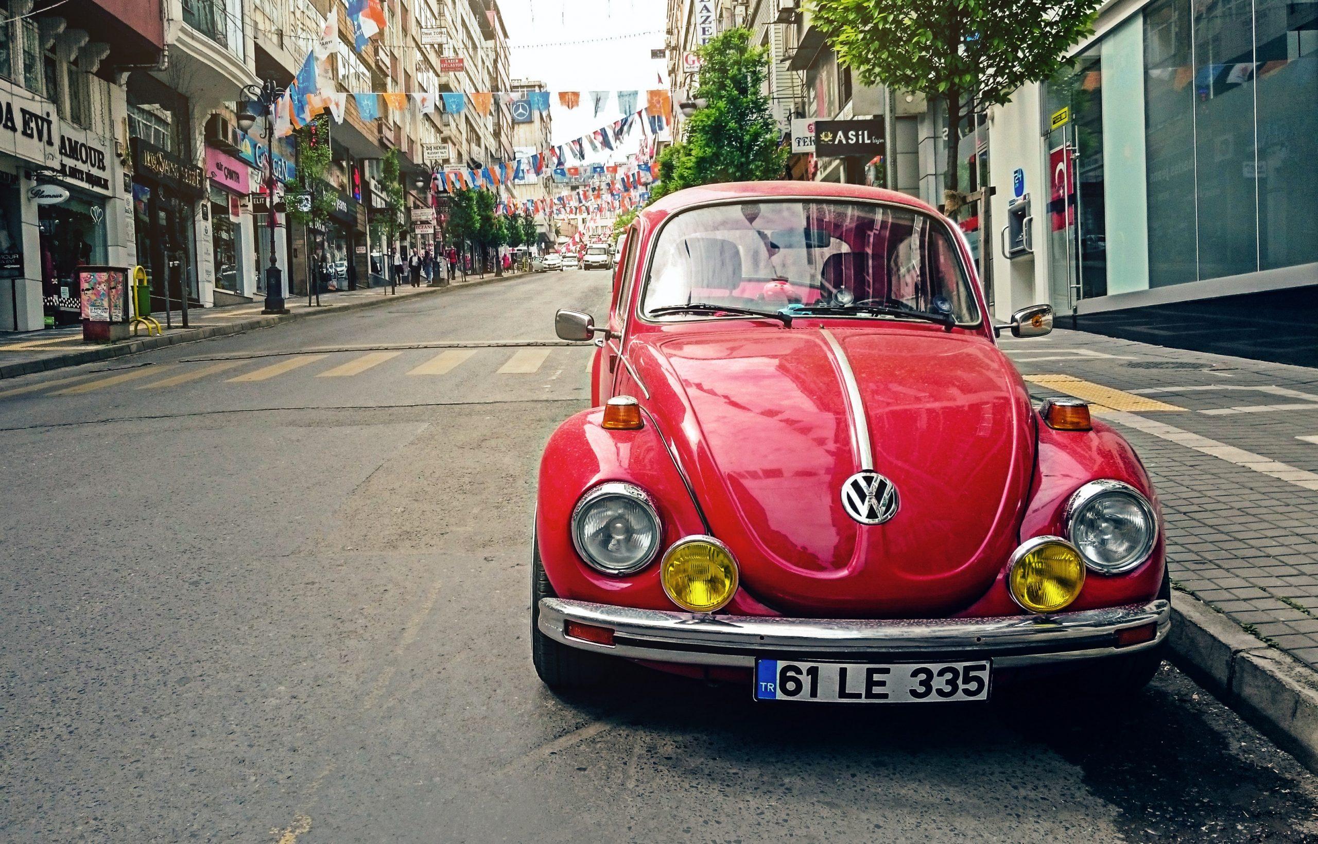 Volkswagen Beetle | Foto: Pexels.com