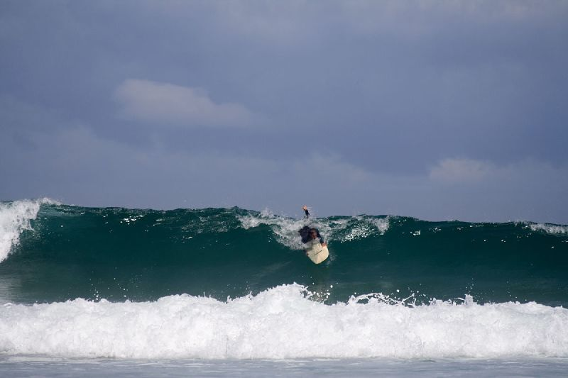Práctica de surf   Foto: Creativecommons.org