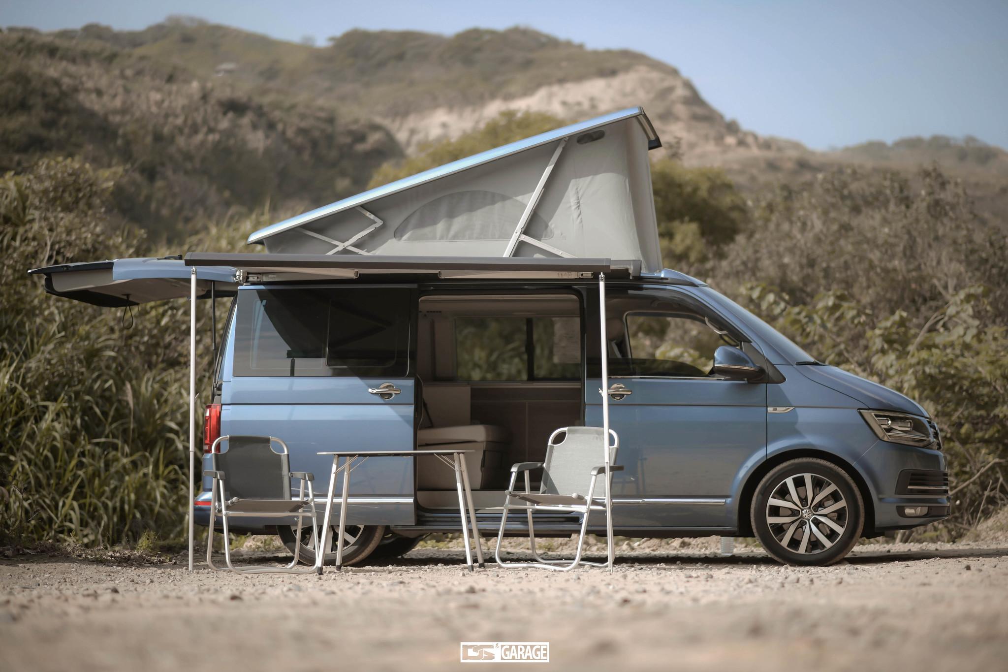 Volkswagen California | Foto: Creativecommons.org