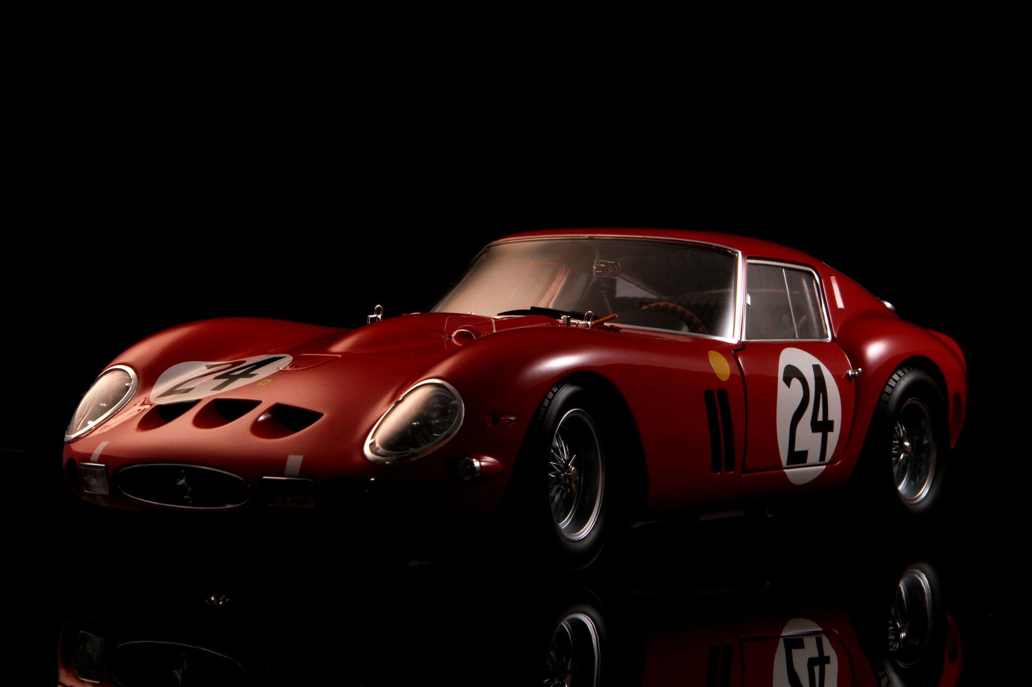 Ferrari 250 GTO | Foto: Creativecommons.org