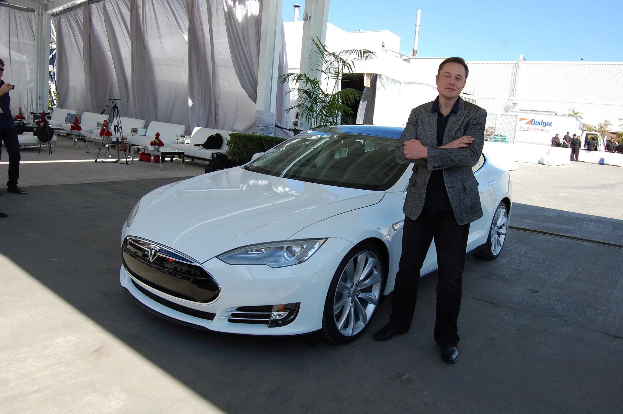 Elon Musk   Foto: Creativecommons.org