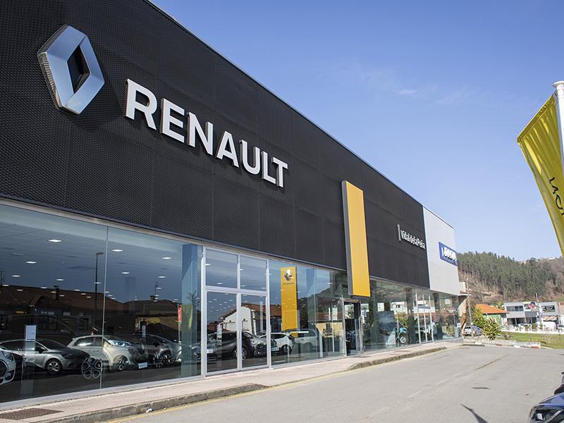 Concesionario   Foto: Renault España