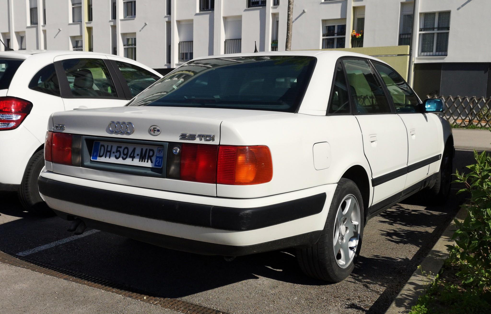 Audi 100 TDI | Foto: Creativecommons.org