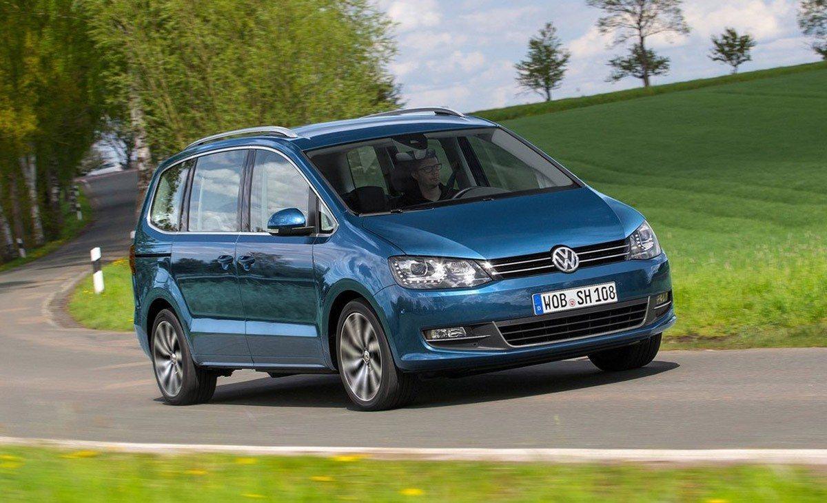 Volkswagen Sharan | Foto: Volkswagen