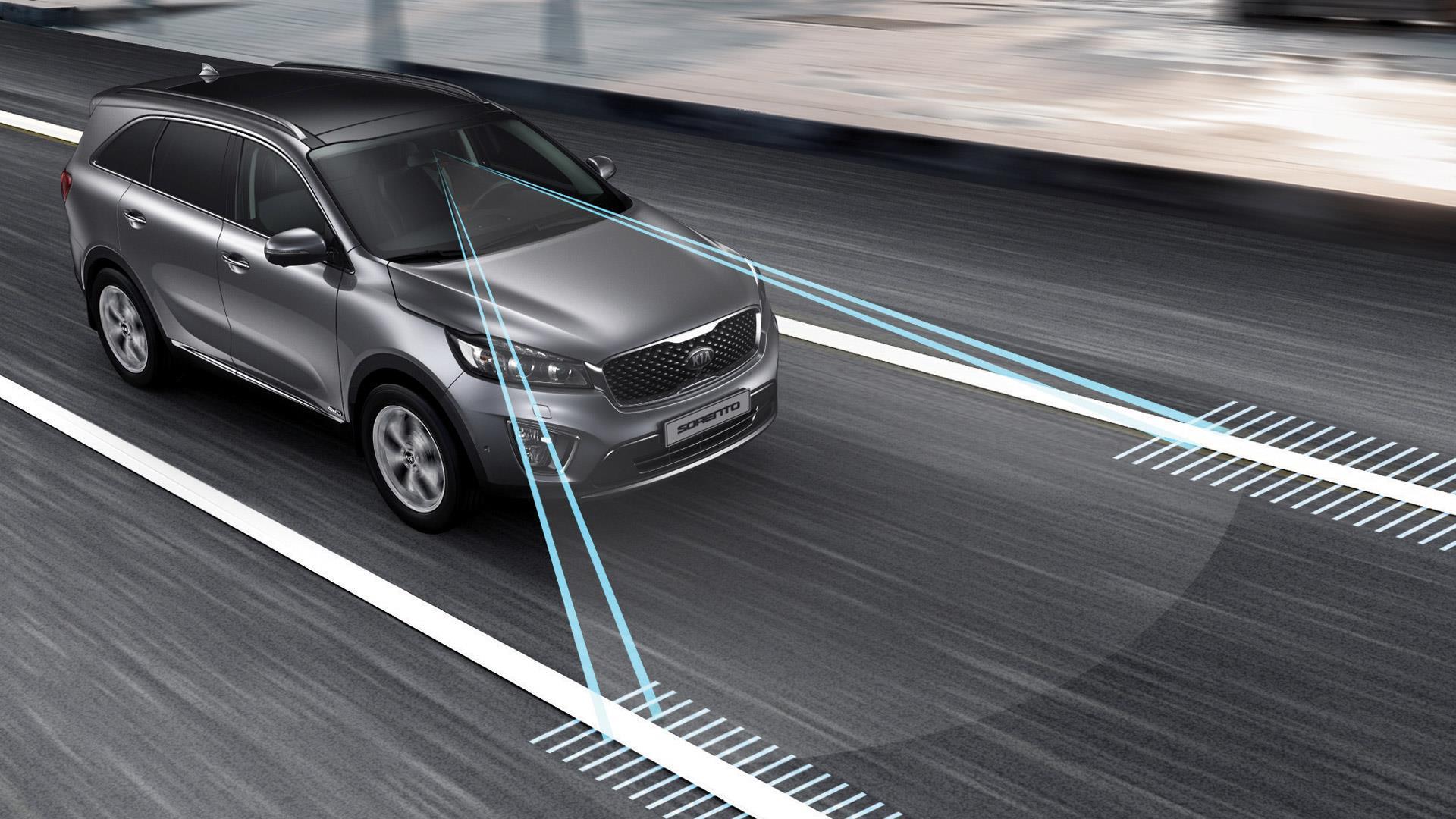 Sistemas de seguridad obligatorios en el coche a partir de 2022   Fuente: KIA