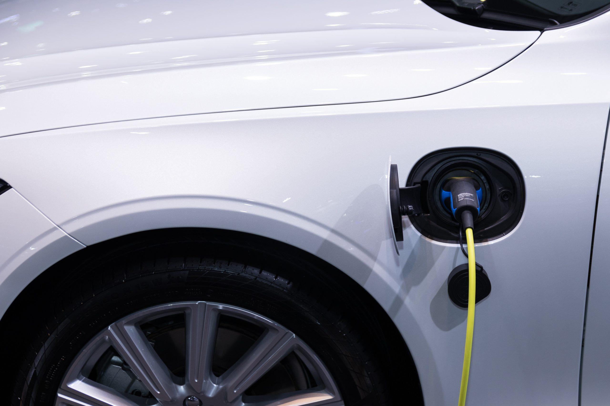 Coche eléctrico | Foto: Pexels.com